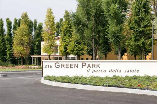 Poliambulatorio green park convenzionato