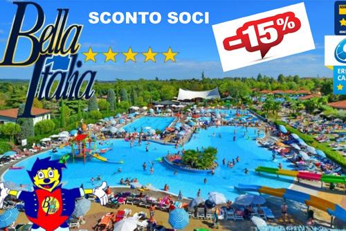 Convenzione con camping in italia ed estero